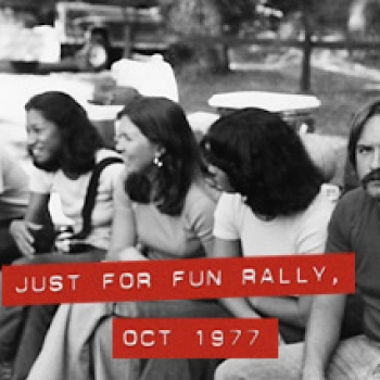 Just For Fun Rally 1977