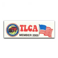 TLCA 2005 Dash Plaque