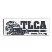 TLCA 2009 Dash Plaque