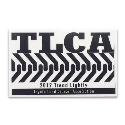TLCA 2012 Dash Plaque