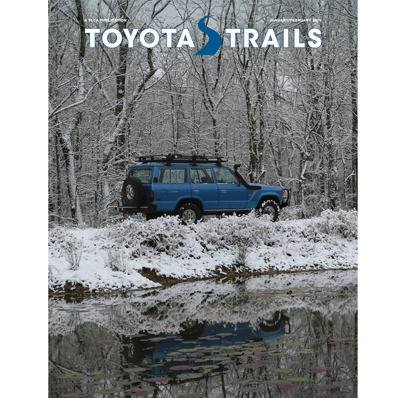 Jan/Feb 2019 Toyota Trails