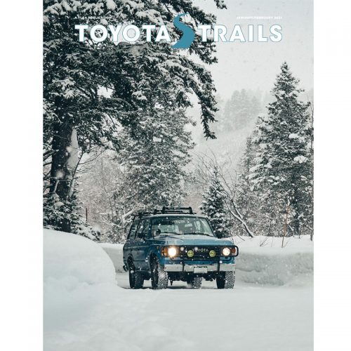 Toyota Trails Jan/Feb 2021