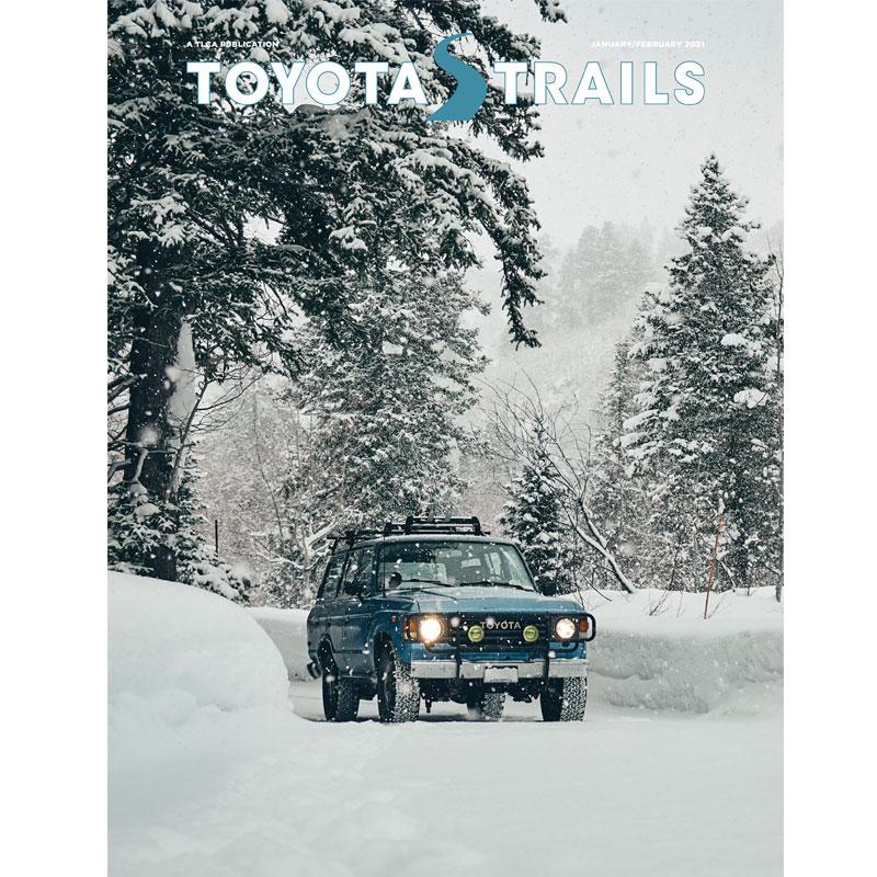 Toyota Trails Jan/Feb 2021