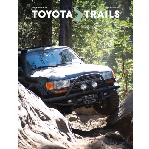 Toyota Trails Mar/Apr 2021