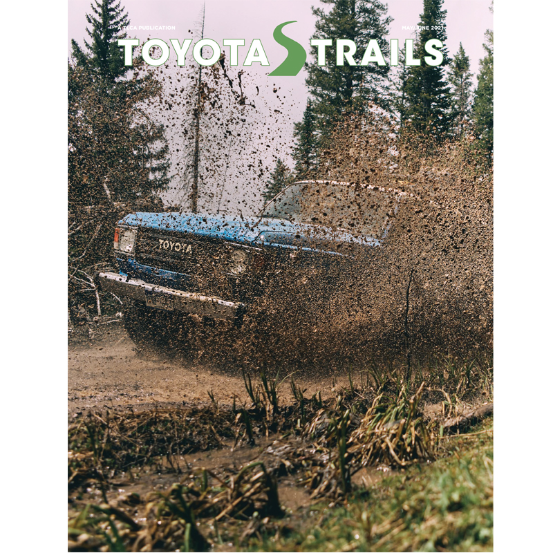 Toyota Trails May/June 2021