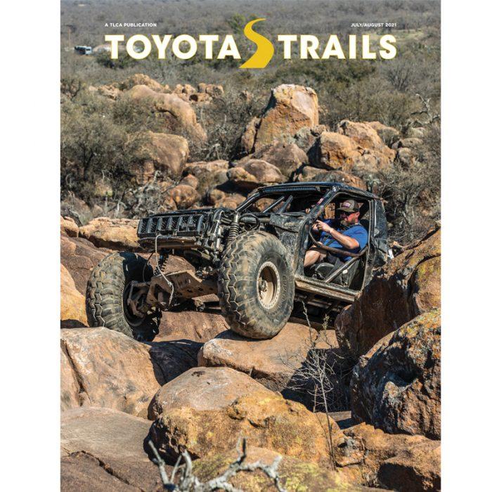 Toyota Trails Jul/Aug 2021