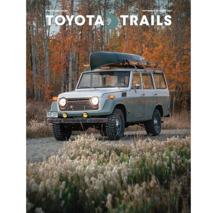 Toyota Trails Sep/Oct 2021