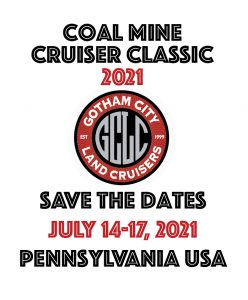 Coal Mine Cruiser Classic