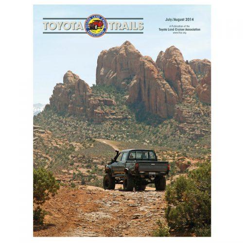 Toyota Trails Jul/Aug 2014