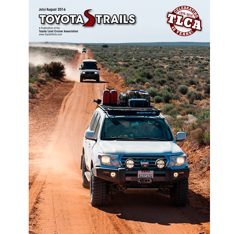 Toyota Trails Jul/Aug 2016