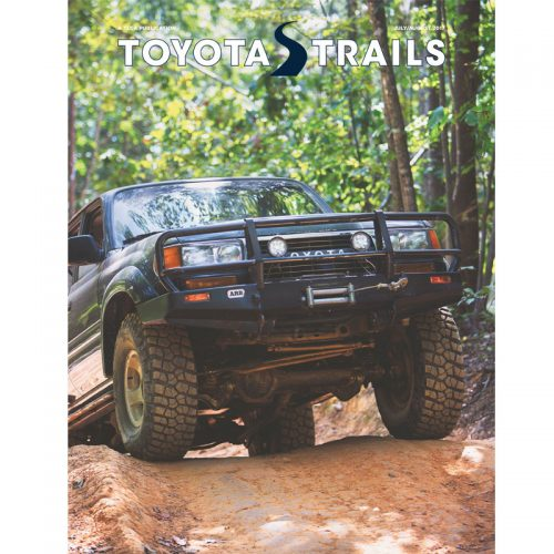 Toyota Trails July/August 2017