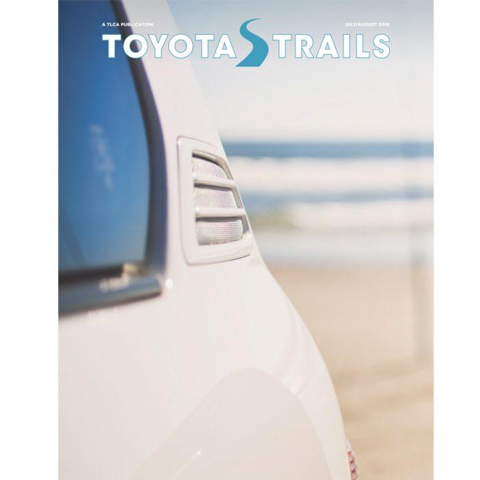 Toyota Trails JA2018
