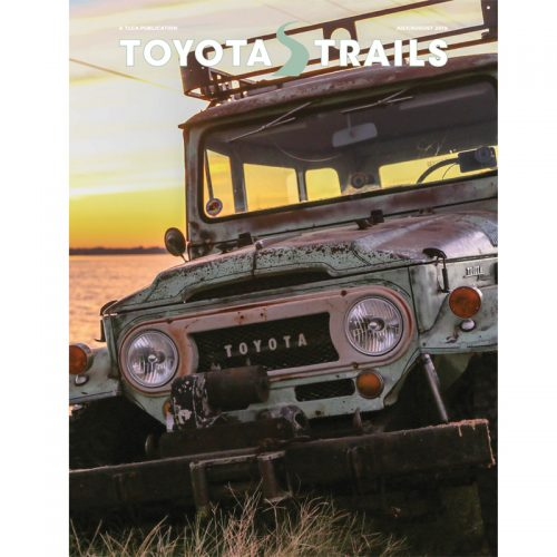 Toyota Trails July/August 2019