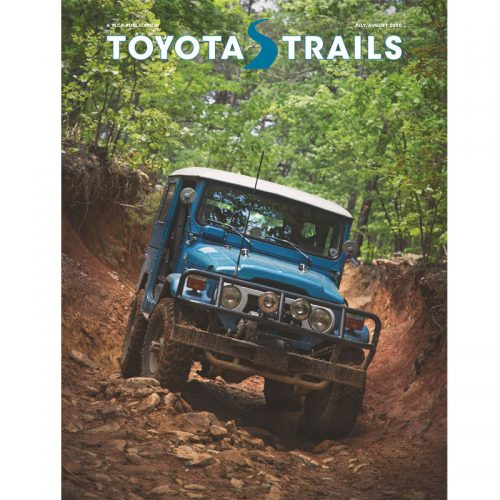 Toyota Trails Jul/Aug 2020