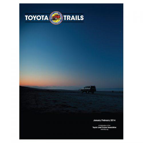 Toyota Trails Jan/Feb 2014