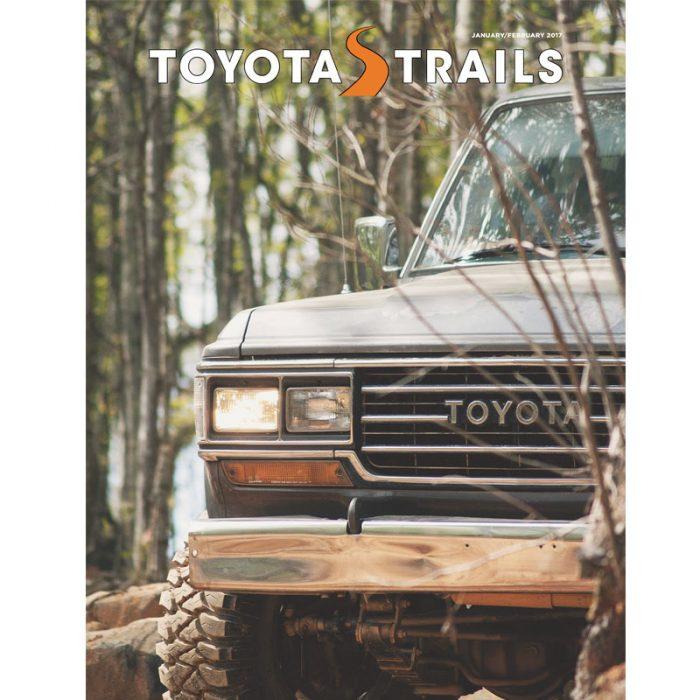 Toyota Trails Jan/Feb 2017