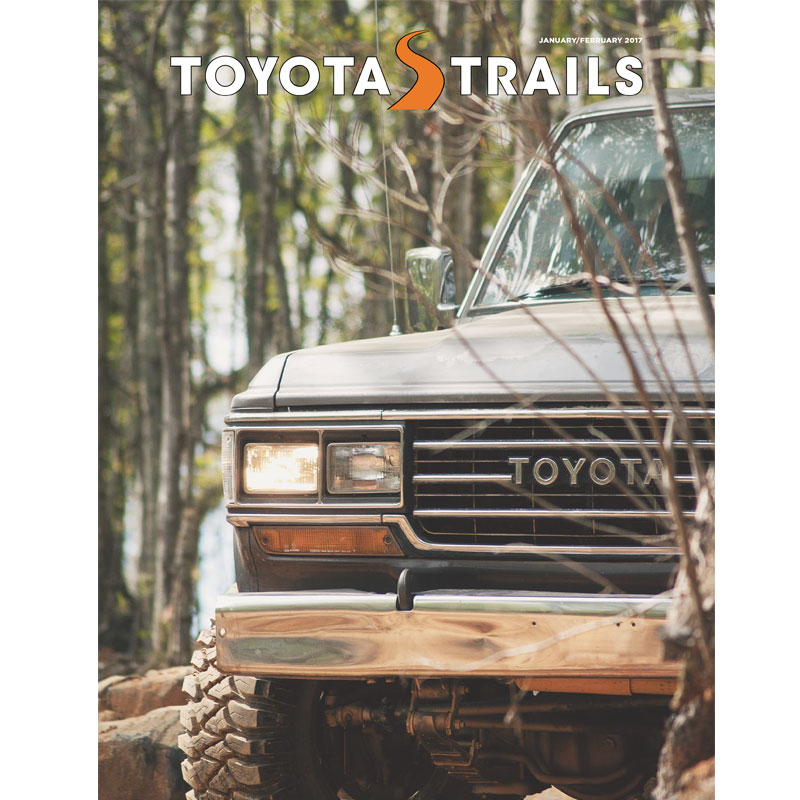 Toyota Trails Jan/Feb 2017