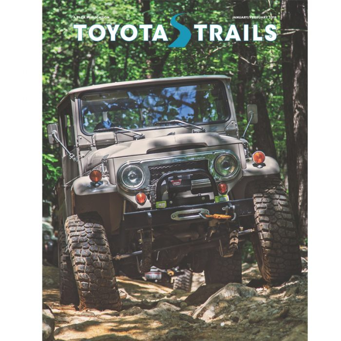 Toyota Trails JF 2018