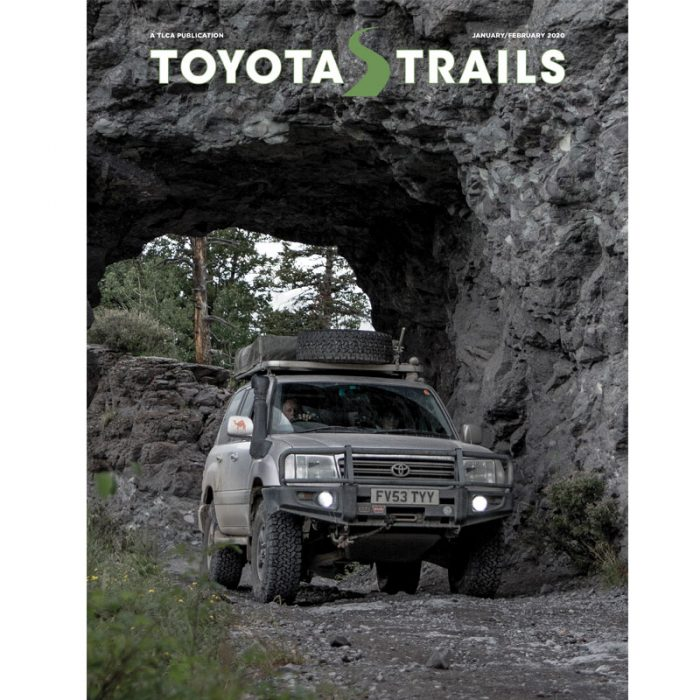 Toyota Trails Jan/Feb 2020