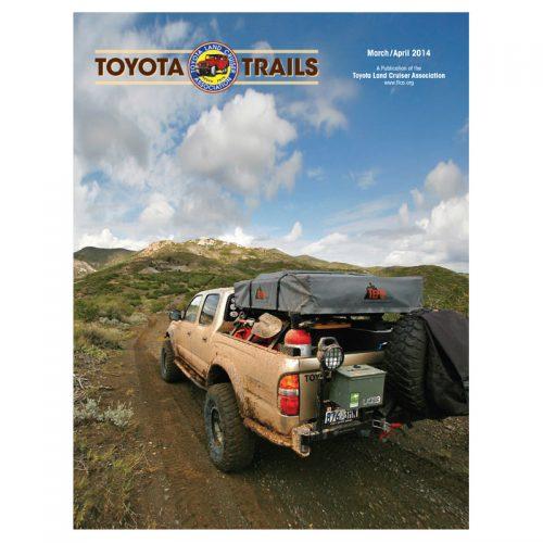 Toyota Trails Mar/Apr 2014