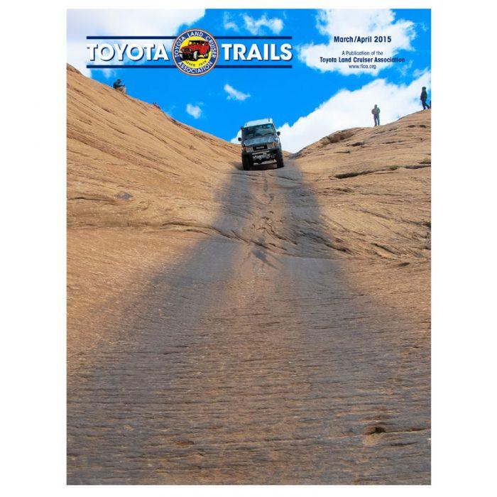 Toyota Trails Mar/Apr 2015