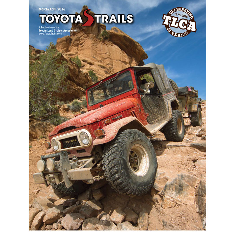 Toyota Trails March/April 2016