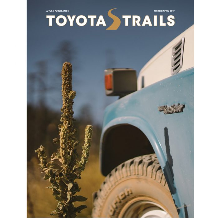 Toyota Trails Mar/Apr 2017