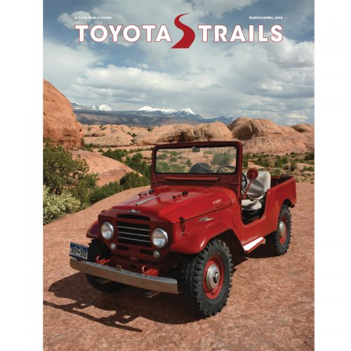 Toyota Trails Mar/Apr 2019