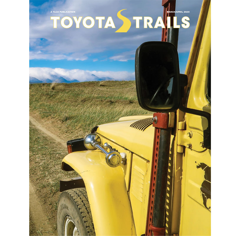 Toyota Trails March/April 2020