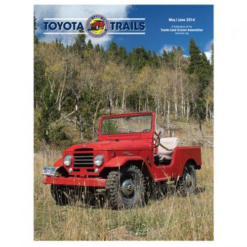 Toyota Trails May/Jun 2014