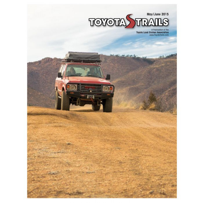 Toyota Trails May/Jun 2015