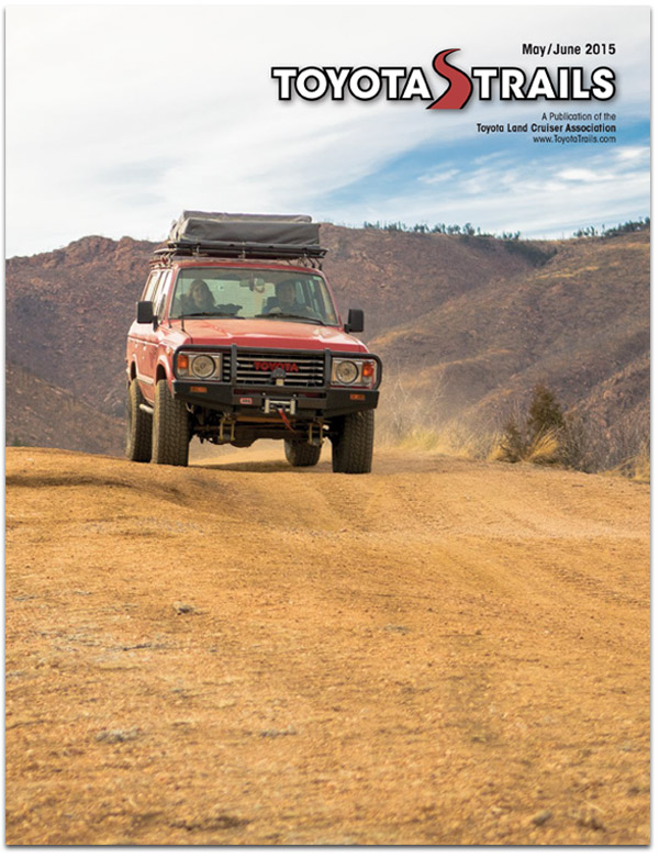 Toyota Trails May/June 2015