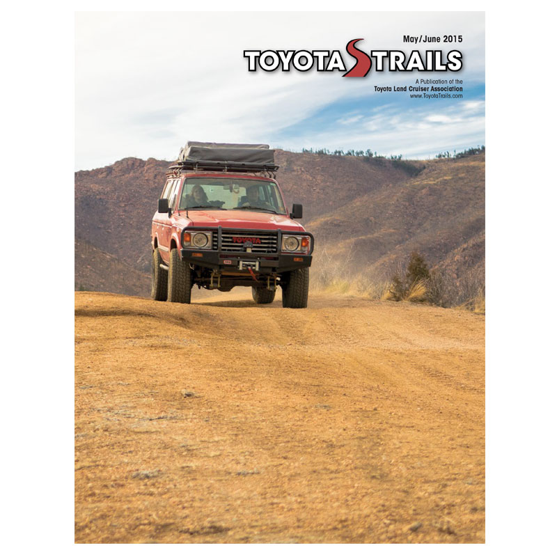 Toyota Trails May/Jun 2015