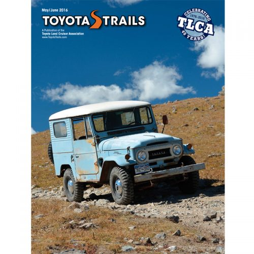 Toyota Trails May/Jun 2016