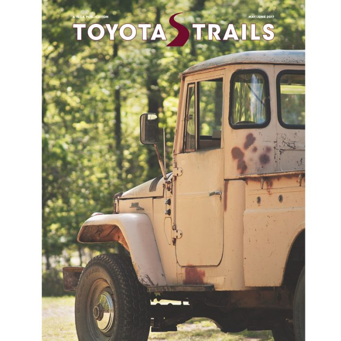 Toyota Trails/May June 2017