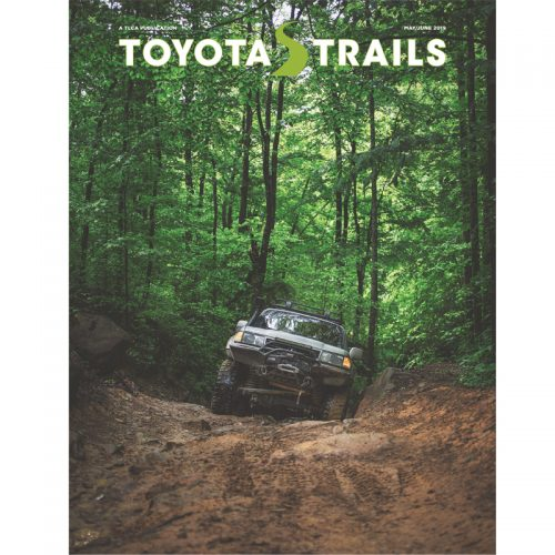 Toyota Trails May/June 2019