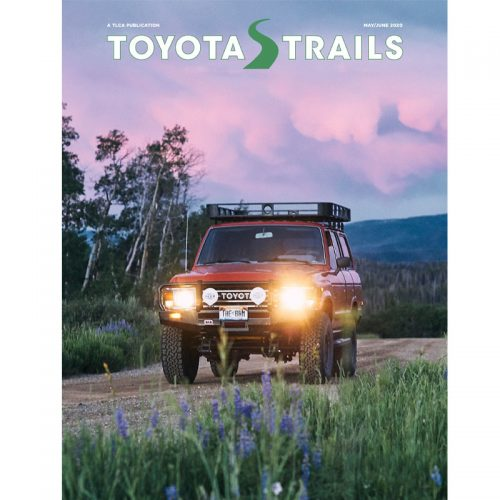 Toyota Trails May/June 2020