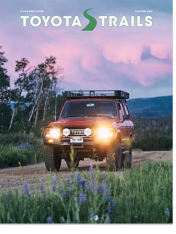 Toyota Trails May/June 2020 Issue