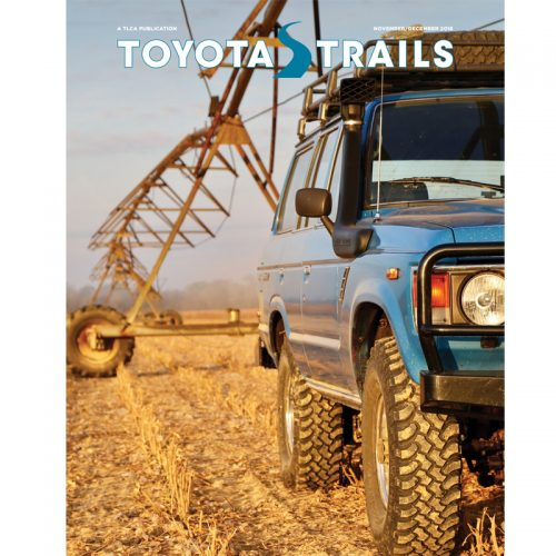 Toyota Trails Nov/Dec 2018