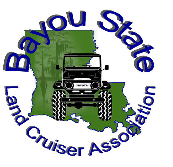 Bayou State Land Cruiser Association
