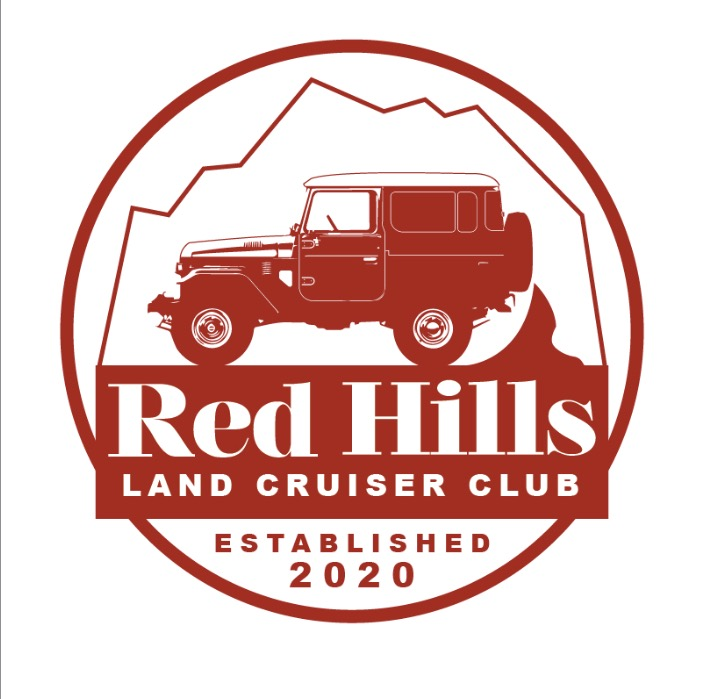 Red Hills Land Cruiser Club Logo
