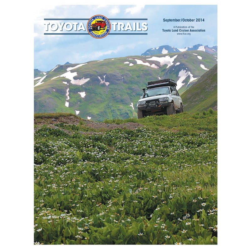 Toyota Trails Sep/Oct 2014