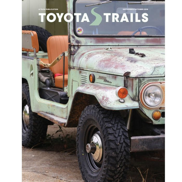 Toyota Trails Sep/Oct 2018