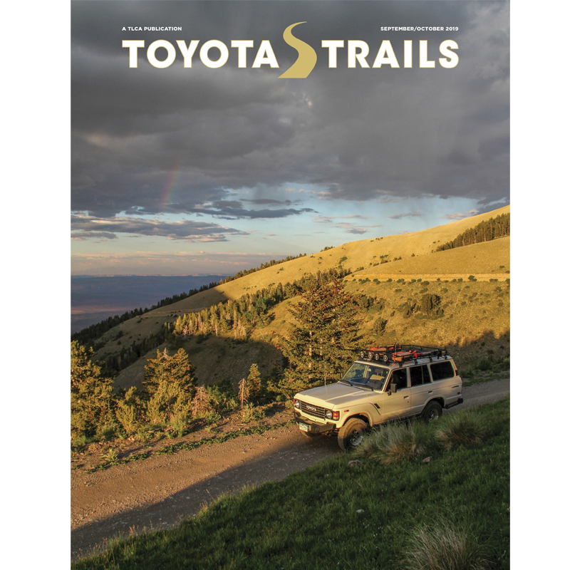 Toyota Trails Sep/Oct 2019