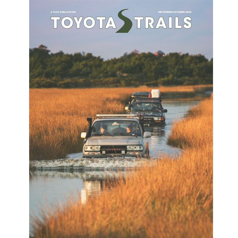 Toyota Trails Sep/Oct 2020