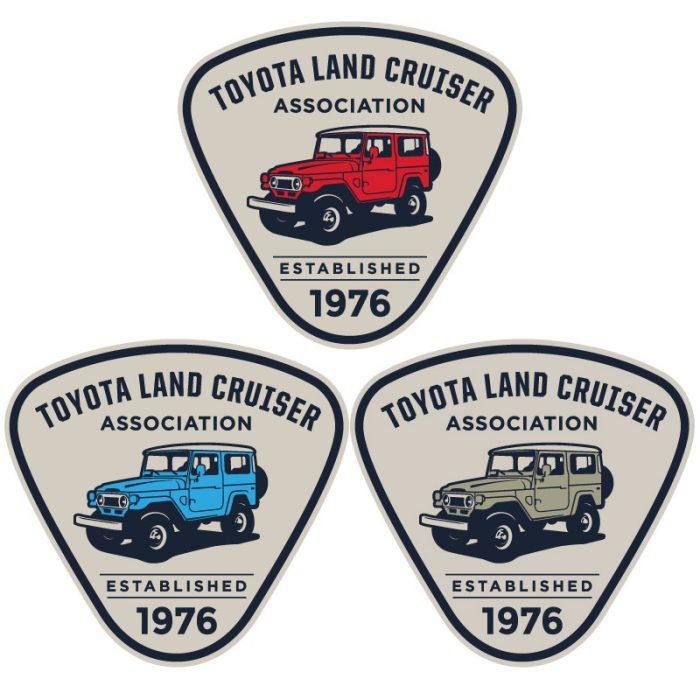 TLCA Classic Decals