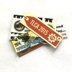 TLCA Dash Plaques