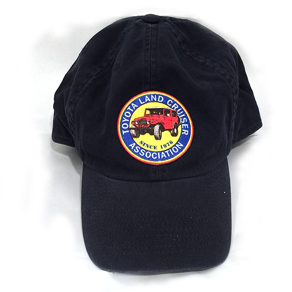 TLCA Ball Cap Navy