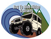 Bay to Blue Ridge Cruisers