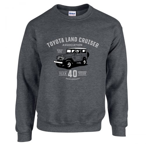 40th Anniversary Crew Sweatshirt